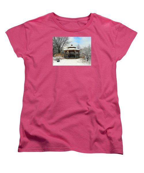 Wintertime Women's T-Shirt (Standard Cut)