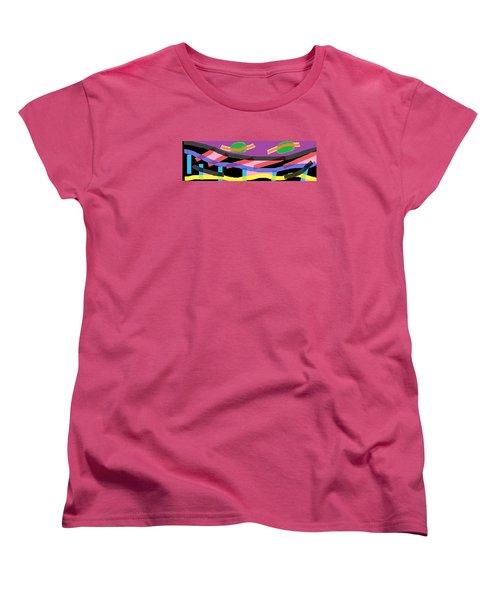 Wish - 52 Women's T-Shirt (Standard Cut) by Mirfarhad Moghimi