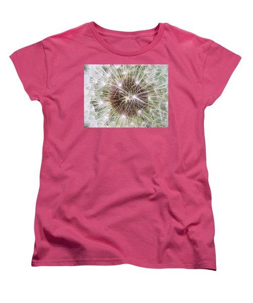 Wishful Thinking Women's T-Shirt (Standard Cut) by Mindy Newman