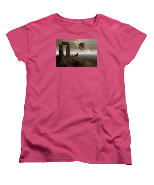 Wolf Song Women's T-Shirt (Standard Cut)