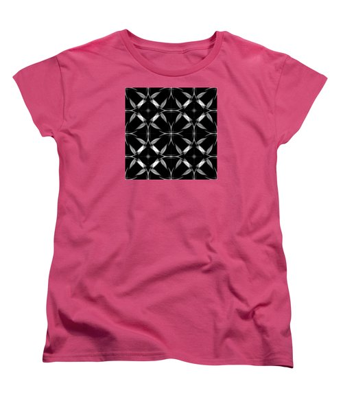 Woman Eight Women's T-Shirt (Standard Cut) by Jack Dillhunt