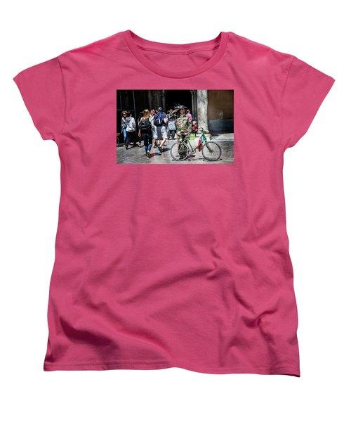 Ww II Soldier Women's T-Shirt (Standard Cut)
