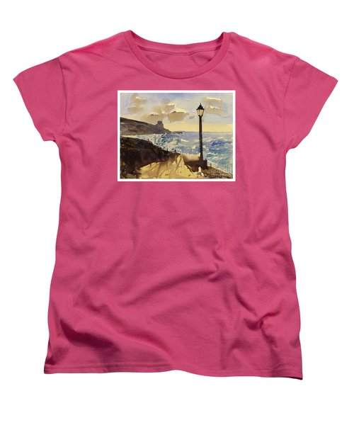 Xlendi Gozo Women's T-Shirt (Standard Cut)