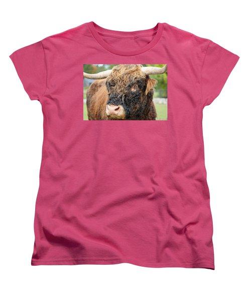 Yakity Yak Women's T-Shirt (Standard Cut) by Karol Livote