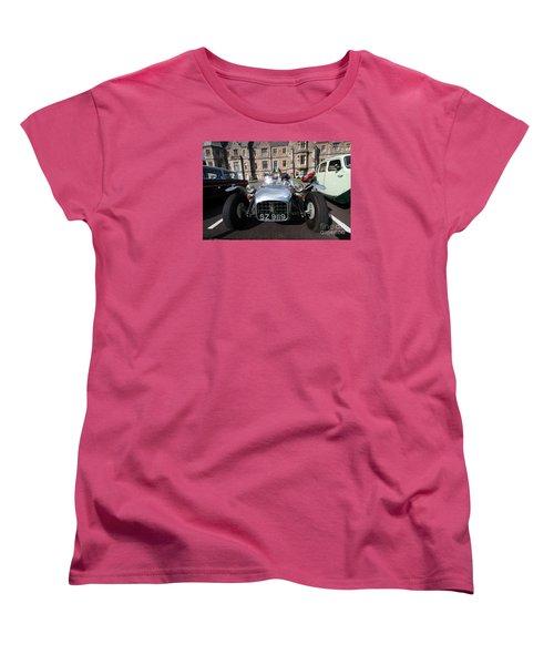 Yesurday  Women's T-Shirt (Standard Cut) by Gary Bridger