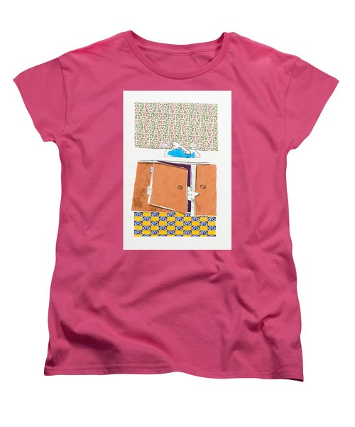 You Looking For Me Women's T-Shirt (Standard Cut) by Leela Payne