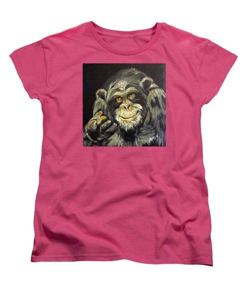 Zippy Women's T-Shirt (Standard Cut) by Barbara O'Toole