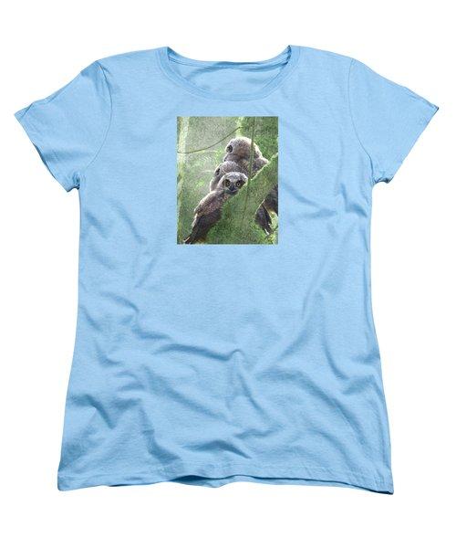 Harbingers Of Spring Women's T-Shirt (Standard Cut) by I'ina Van Lawick