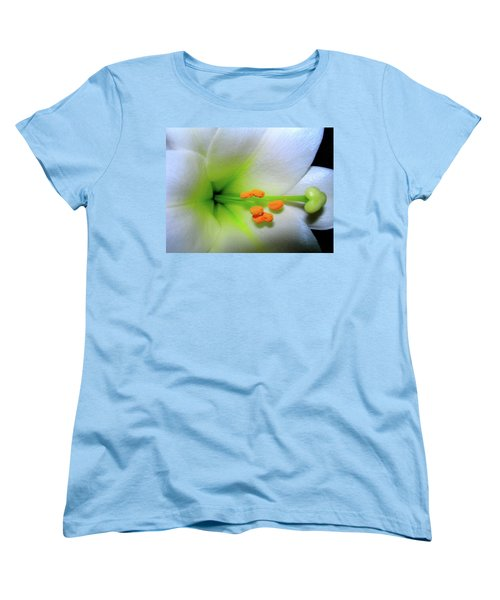 Easter A New Beginning  Women's T-Shirt (Standard Cut) by Randy Rosenberger