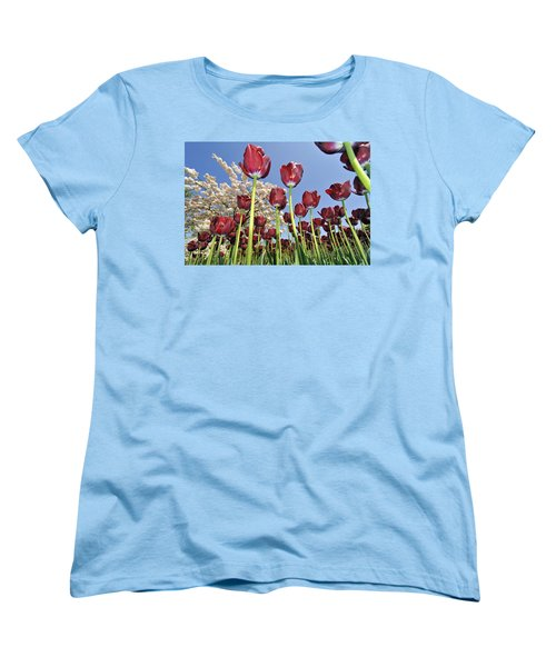 Women's T-Shirt (Standard Cut) featuring the photograph 090416p029 by Arterra Picture Library
