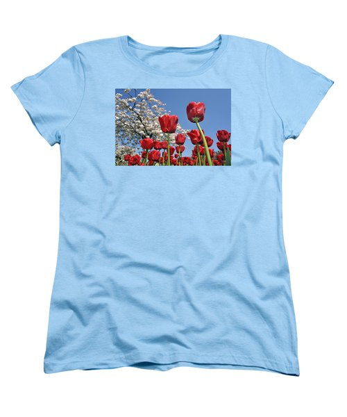 Women's T-Shirt (Standard Cut) featuring the photograph 090416p031 by Arterra Picture Library