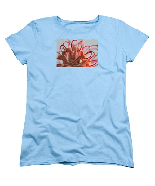 Women's T-Shirt (Standard Cut) featuring the photograph Curves by Shirley Mitchell