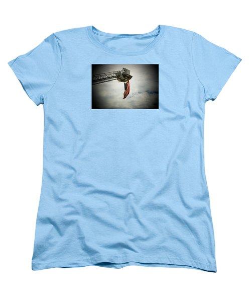 In Honor Women's T-Shirt (Standard Cut) by Susan  McMenamin