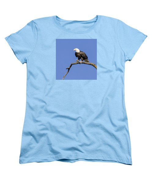 King Of The Sky Women's T-Shirt (Standard Cut) by David Lester