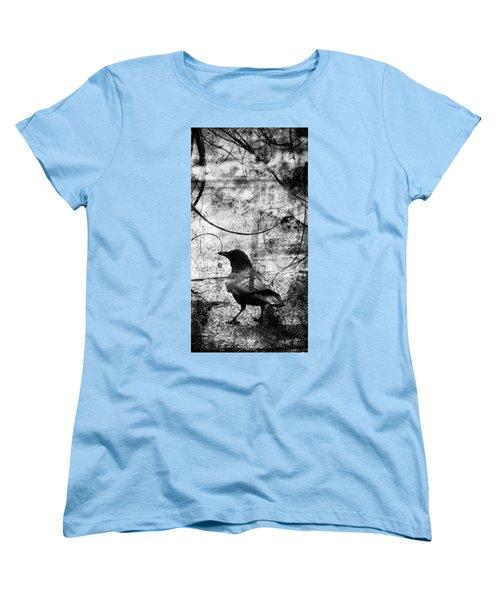 Last Call  Women's T-Shirt (Standard Cut) by Jerry Cordeiro