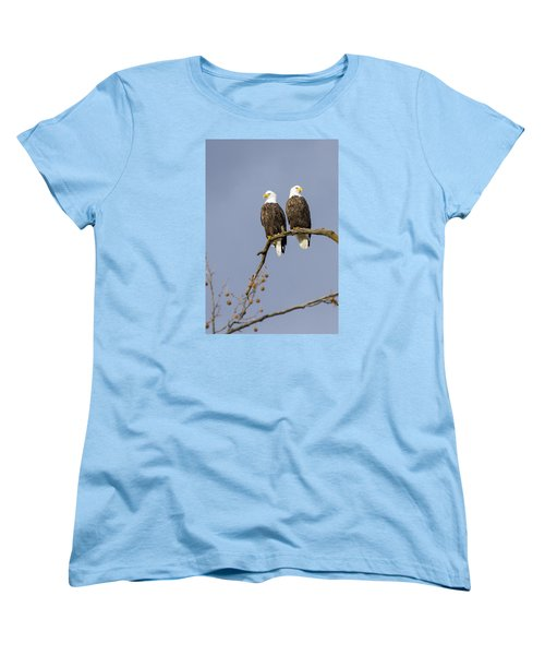 Majestic Beauty 5 Women's T-Shirt (Standard Cut) by David Lester