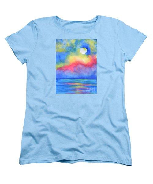 Power Of Nature  Women's T-Shirt (Standard Cut) by Chrisann Ellis