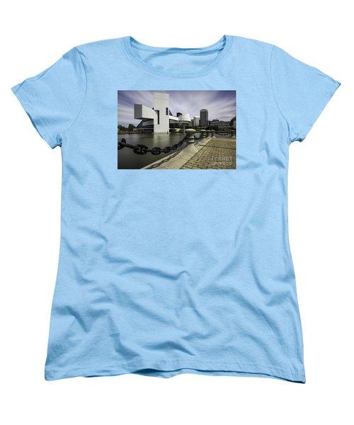 Rock And Roll Women's T-Shirt (Standard Cut) by James Dean
