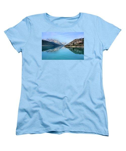 Symmetry Women's T-Shirt (Standard Cut) by Kristin Elmquist