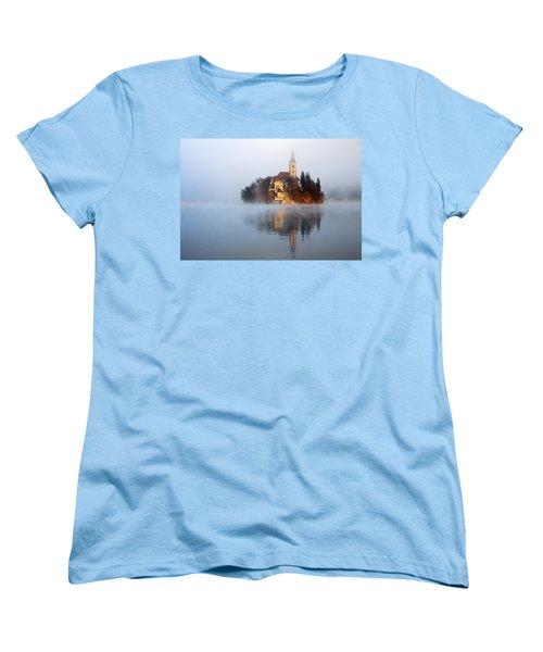 Through The Mist Women's T-Shirt (Standard Cut)