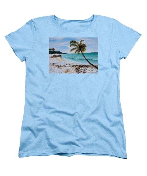 West Of Zanzibar Women's T-Shirt (Standard Cut) by Sher Nasser