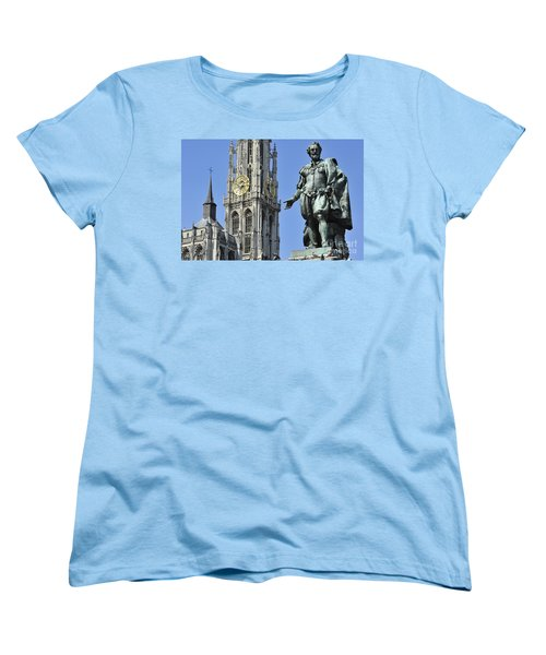 110801p238 Women's T-Shirt (Standard Cut) by Arterra Picture Library