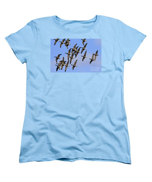 Women's T-Shirt (Standard Cut) featuring the photograph 130109p166 by Arterra Picture Library