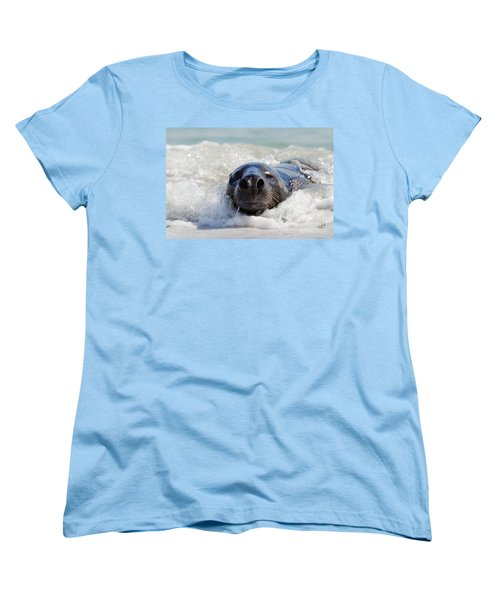 Women's T-Shirt (Standard Cut) featuring the photograph 130201p142 by Arterra Picture Library