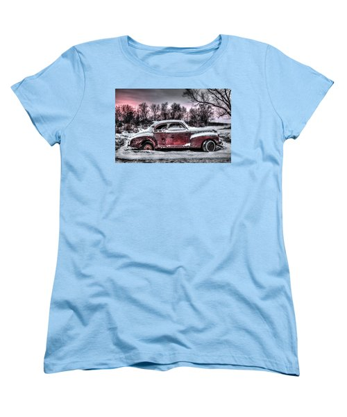 1940 Chevy Women's T-Shirt (Standard Cut)
