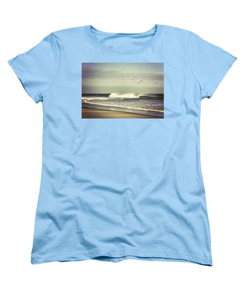 After The Storm Women's T-Shirt (Standard Cut) by Terry DeLuco