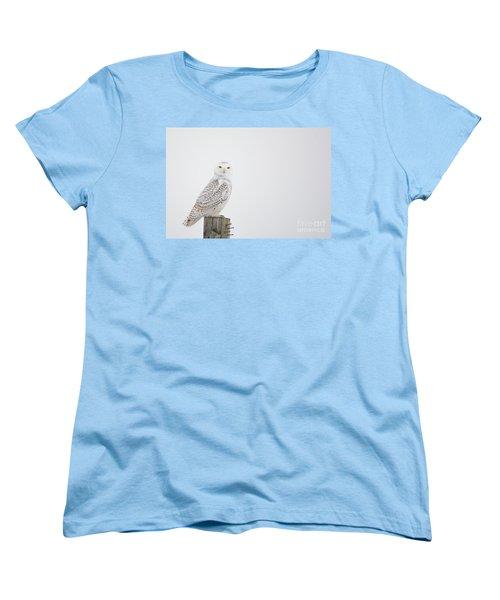 Observant Women's T-Shirt (Standard Cut) by Cheryl Baxter
