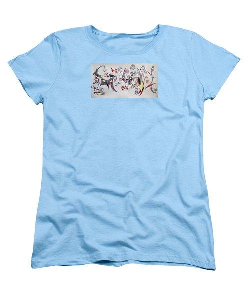 Orpheus Women's T-Shirt (Standard Cut) by Robert Nickologianis