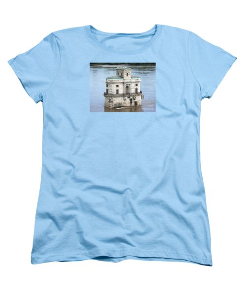 The Old Water House Women's T-Shirt (Standard Cut) by Kelly Awad