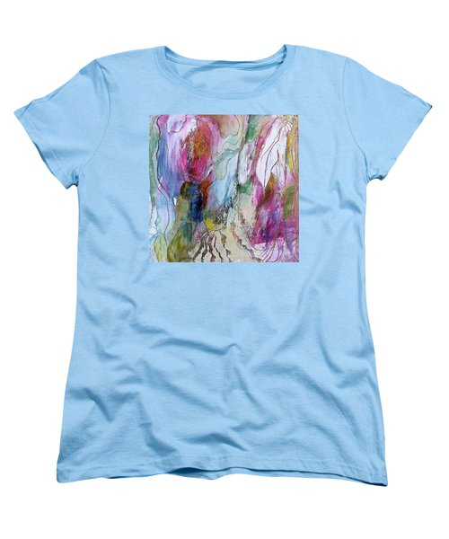 Under The Ice Of Venus Women's T-Shirt (Standard Cut)