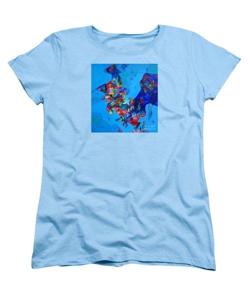 Power Sold Out Women's T-Shirt (Standard Cut) by Sanjay Punekar