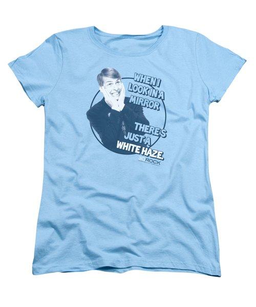 30 Rock - White Haze Women's T-Shirt (Standard Cut)
