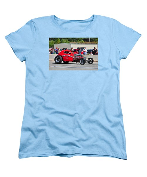 Women's T-Shirt (Standard Cut) featuring the photograph 330 Nationals by Mike Martin