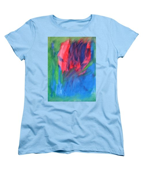 4-13-2013 Women's T-Shirt (Standard Cut) by Shawn Marlow