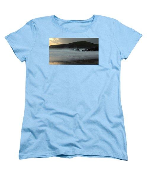 Beenbane Beach Women's T-Shirt (Standard Cut) by Barbara Walsh