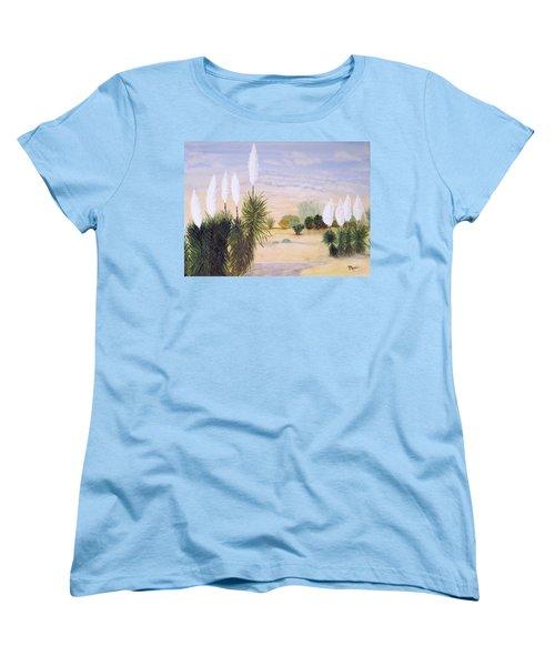 9 Yuccas 2 Women's T-Shirt (Standard Cut) by Maris Sherwood