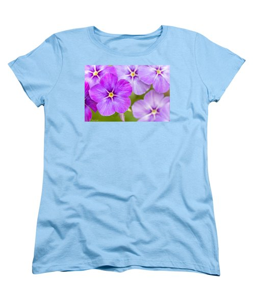 Women's T-Shirt (Standard Cut) featuring the photograph A Beautiful Bunch by Heidi Smith