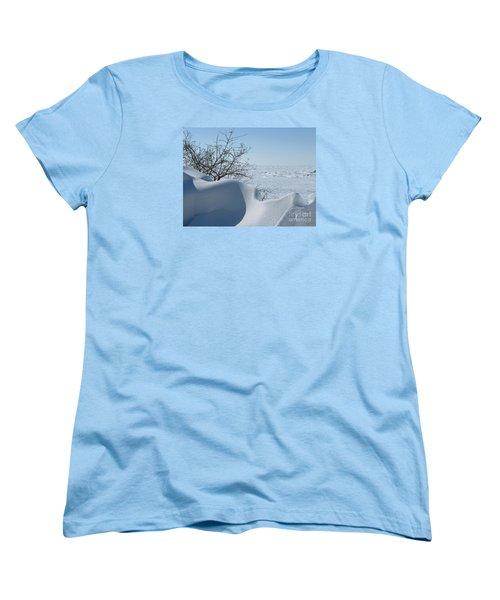 Women's T-Shirt (Standard Cut) featuring the photograph A Gentle Beauty by Ann Horn