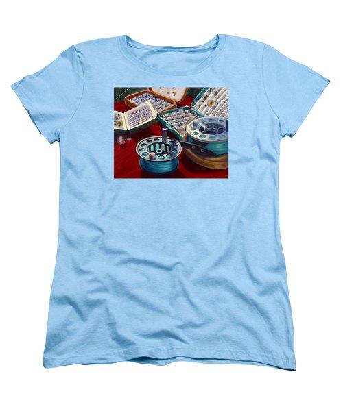 A Howard Runs Through It Women's T-Shirt (Standard Cut)