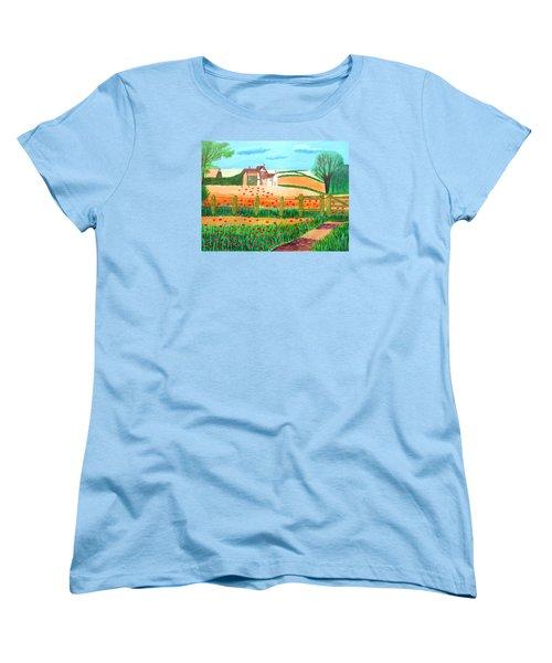 A Poppy Field Women's T-Shirt (Standard Cut)