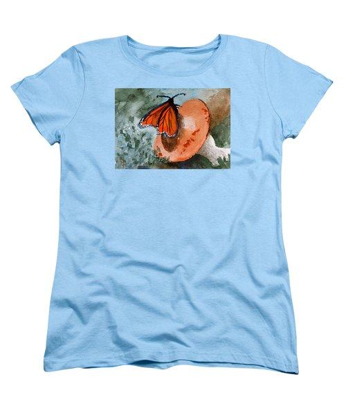 A Resting Place Women's T-Shirt (Standard Cut) by Beverley Harper Tinsley