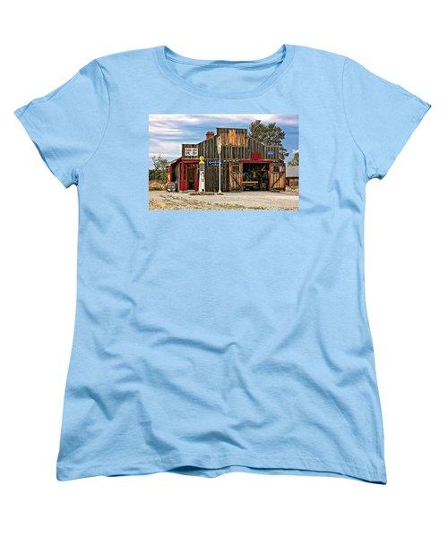 A Simpler Time 3 Women's T-Shirt (Standard Cut) by Steve Harrington