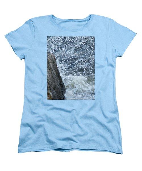 A Stillness In The Storm  Women's T-Shirt (Standard Cut) by Brian Boyle