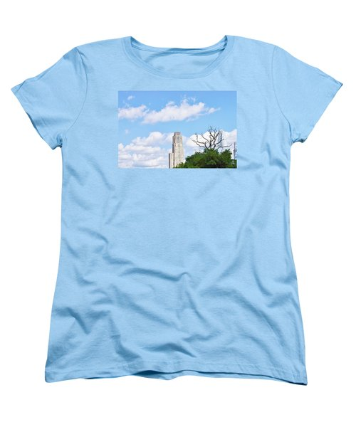 A Unique Perspective Women's T-Shirt (Standard Cut) by Jean Goodwin Brooks