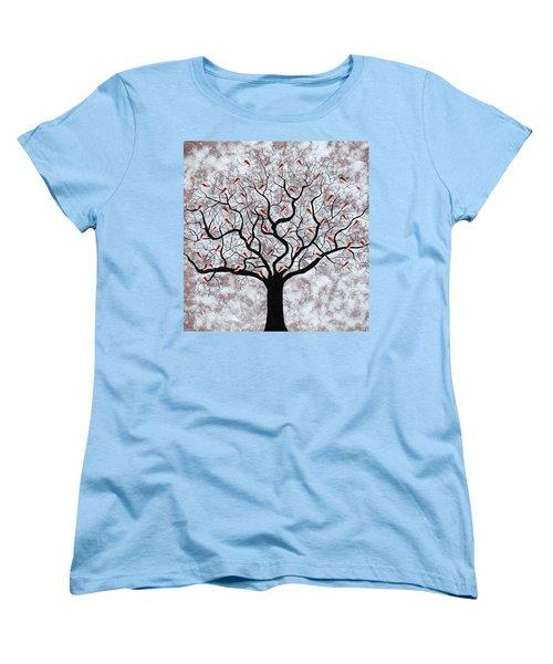 About To Rain Women's T-Shirt (Standard Cut) by Sumit Mehndiratta