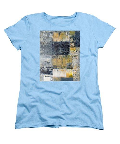 Abstract Painting No. 4 Women's T-Shirt (Standard Cut) by Julie Niemela